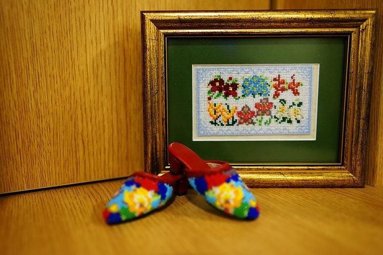 プラナカンビーズ刺繡DIYキット(PBSアトリエ)