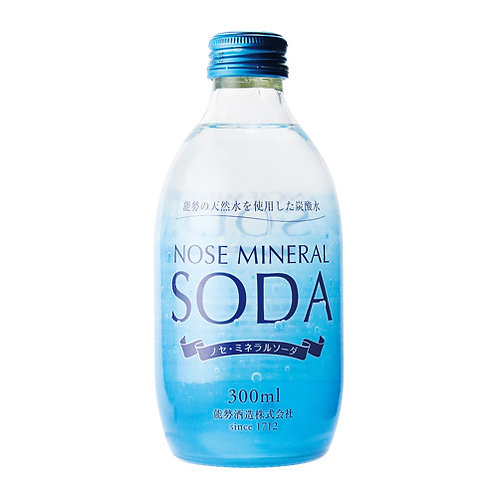 Nose Mineral Soda Water (300 ml)