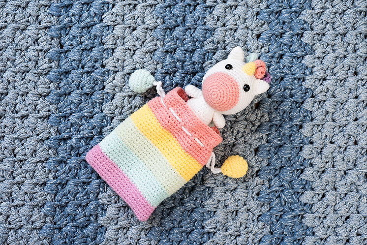 Unicorn Wonderland Amigurumi Pattern & Kit (Tiny Rabbit Hole)