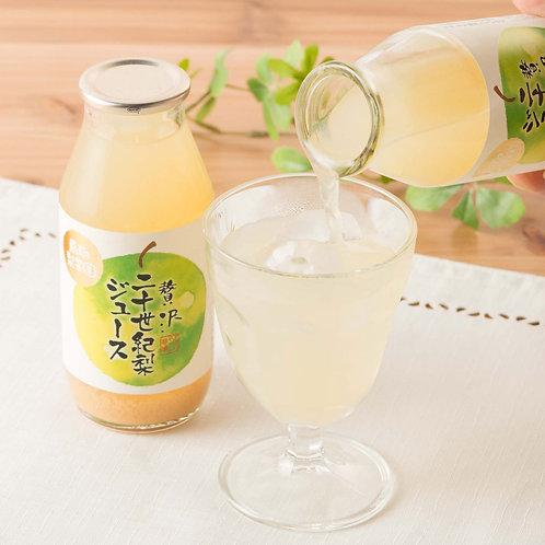 鳥取県 贅沢二十世紀梨ジュース (180 & 720 ml)