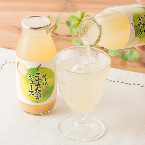 Tottori 20th Century Pear Juice (180 & 720 ml)
