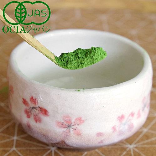 てんゆ オーガニック抹茶(GreenTea SG)