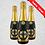 Thumbnail: 【Bundle Set】Godai Satsuma Sparkling Yuzudon (375 ml)