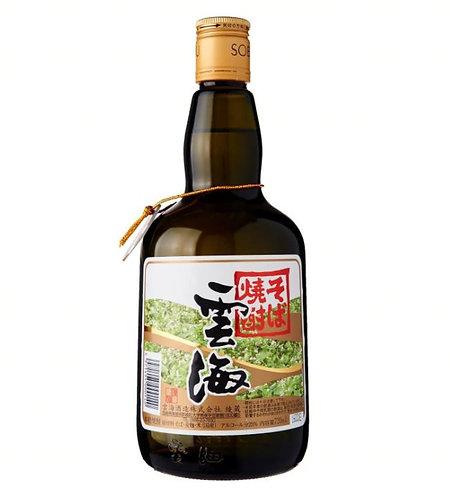 雲海 そば焼酎 (720 ml)