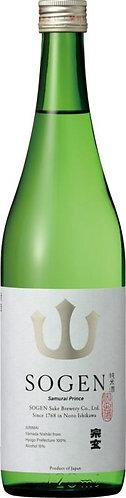 宗玄 サムライプリンス 純米酒 (720 ml)