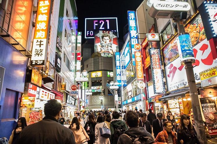 Tokyo Online: Shibuya & Shinjuku with a Local Expert