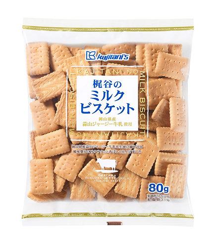 Kajitani Milk Biscuit (80 g)