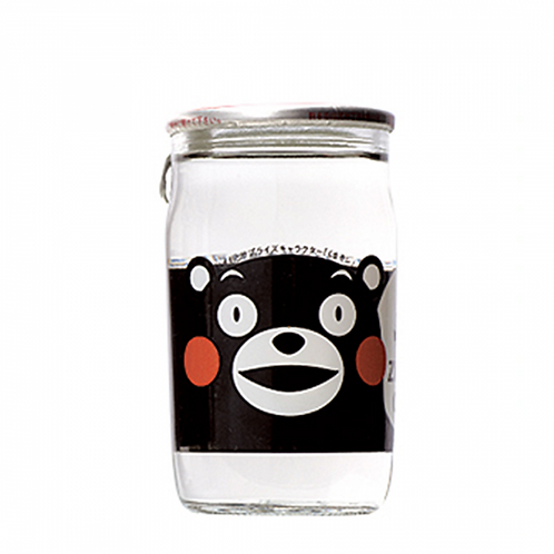 【Bundle Set】Zuiyo Kumamon Cup Sake (180 ml)