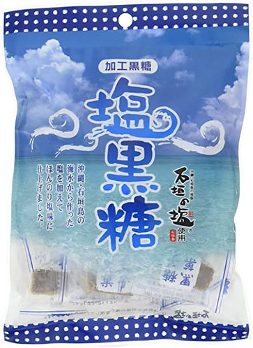 Okinawa Salted Brown Sugar Candy (90g)