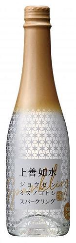 Jozen Mizuno Gotoshi Sparkling Sake (360 ml)