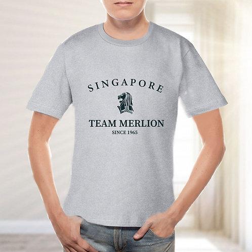 チームマーライオン Tシャツ(メリッサ雑貨)