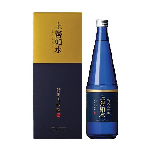上善如水 純米大吟醸(720 ml)