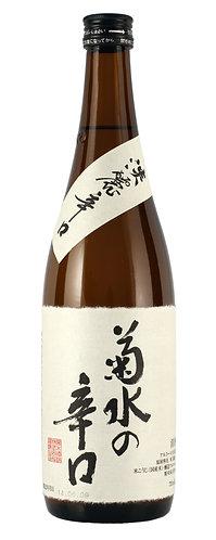 Kikusui Karakuchi Honjyozo Sake (720 ml)