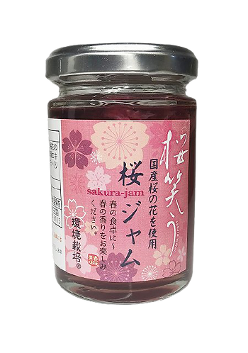 桜ジャム (130 g)
