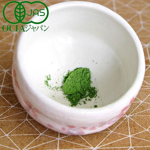 みさき オーガニック抹茶 (GreenTea SG)