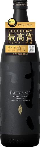 Daiyame Shochu (900 ml)