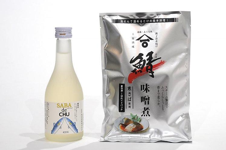 Saba de Chu Sake (300 ml)