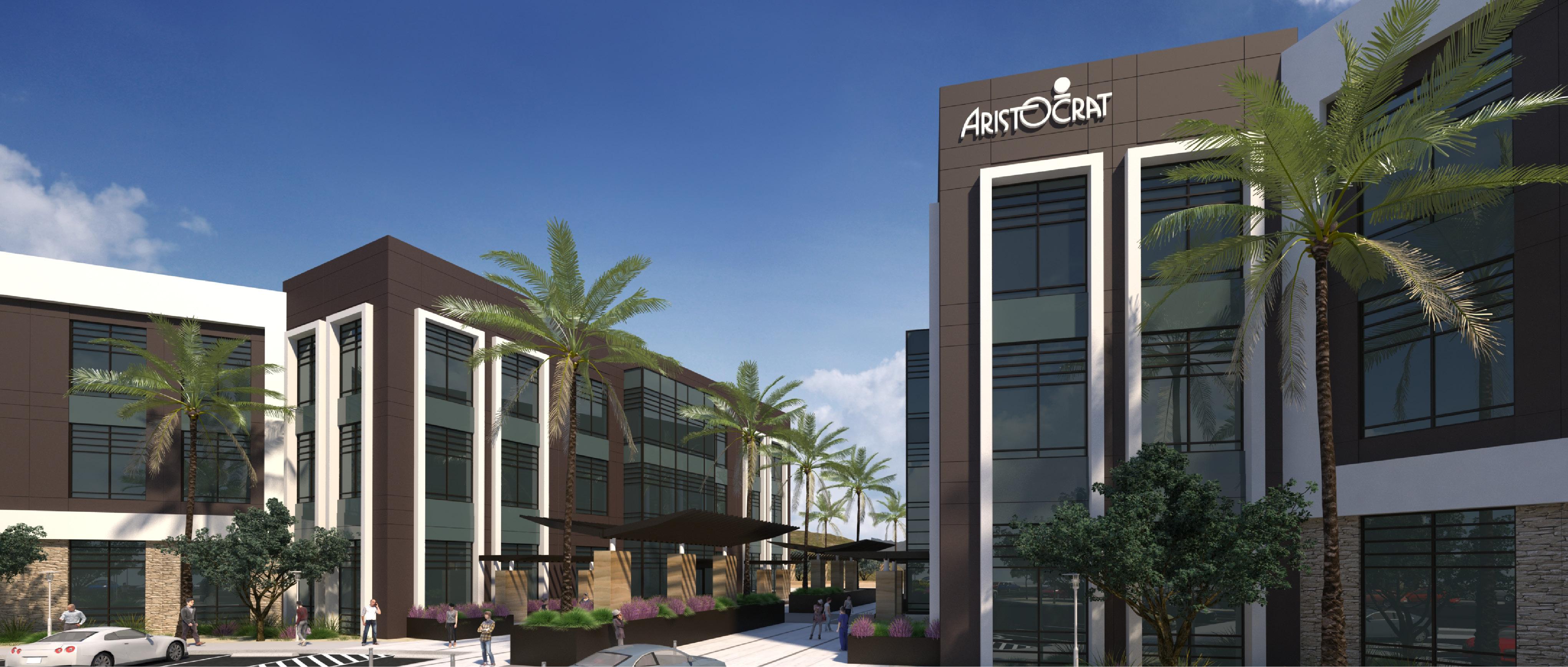 Aristocrat Technologies