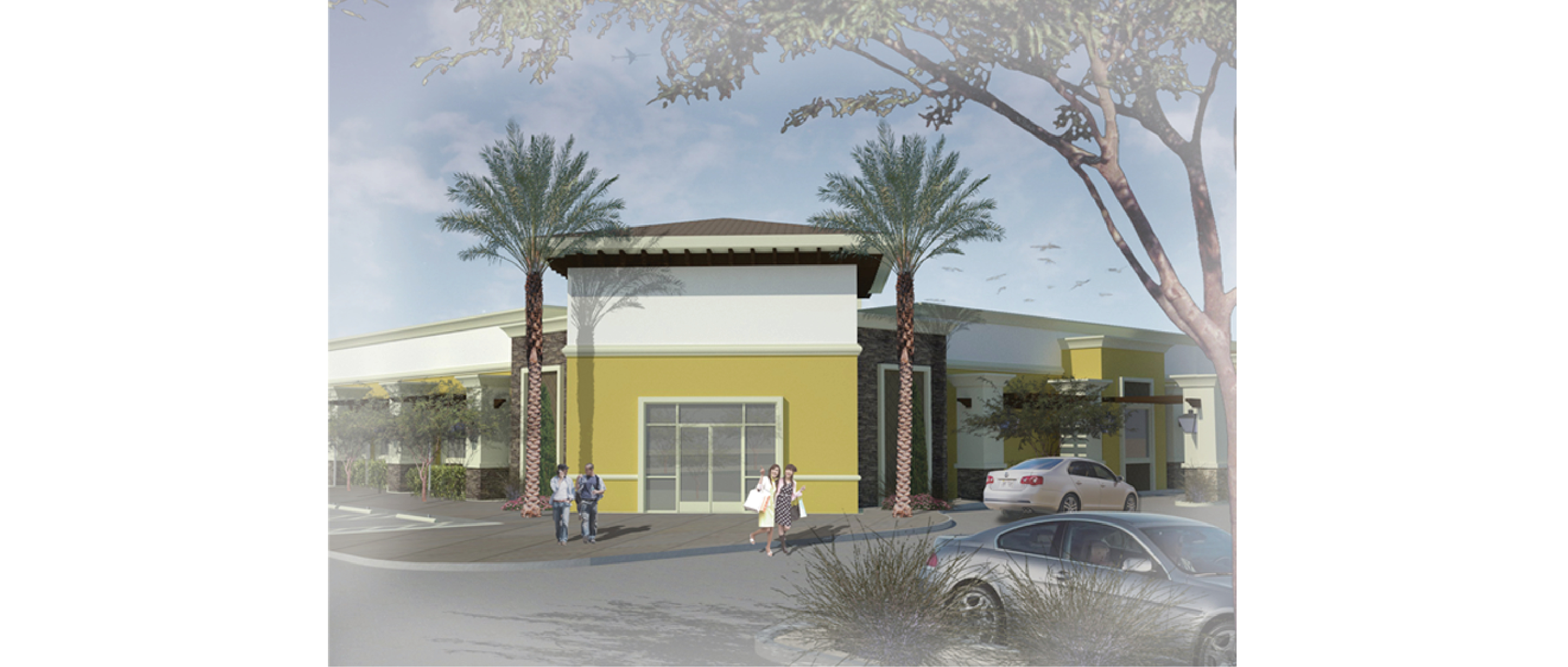 Cielos Edge Retail Center