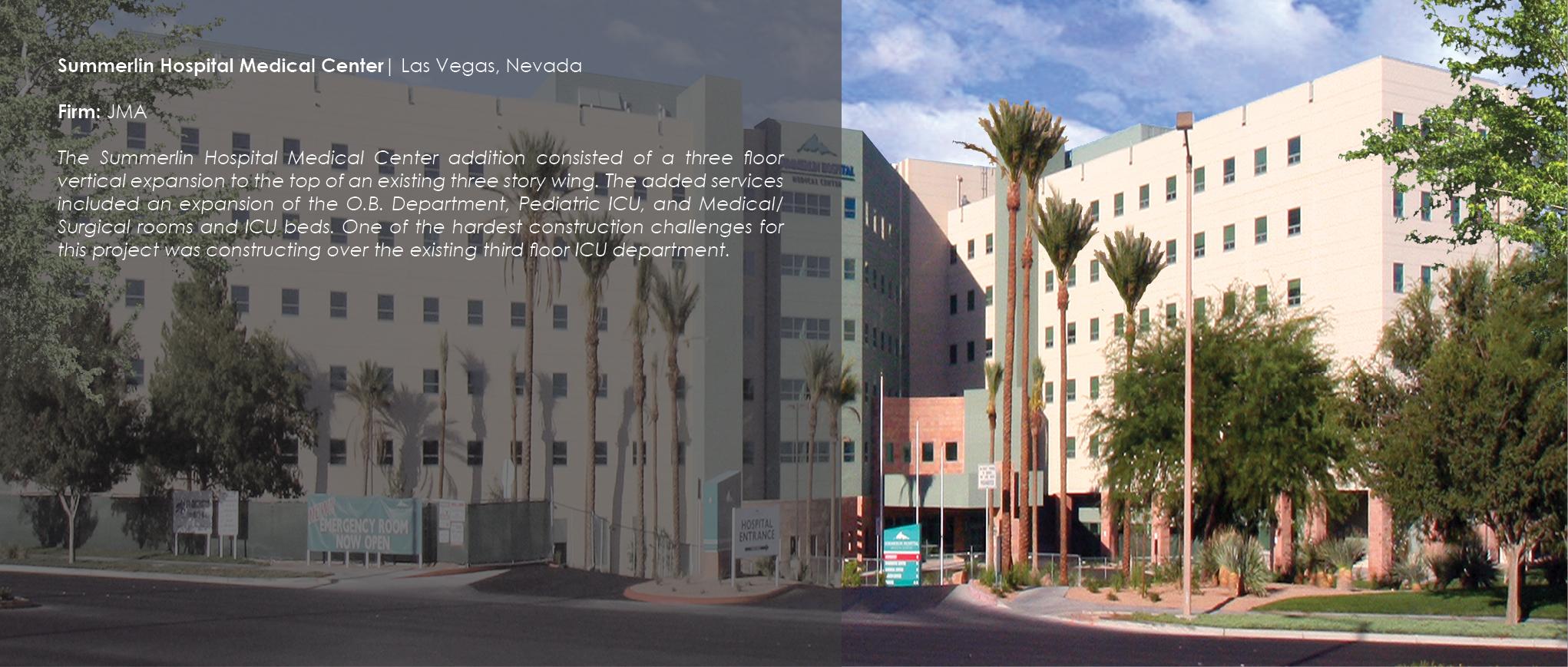 Summerlin Hospital Medical Center