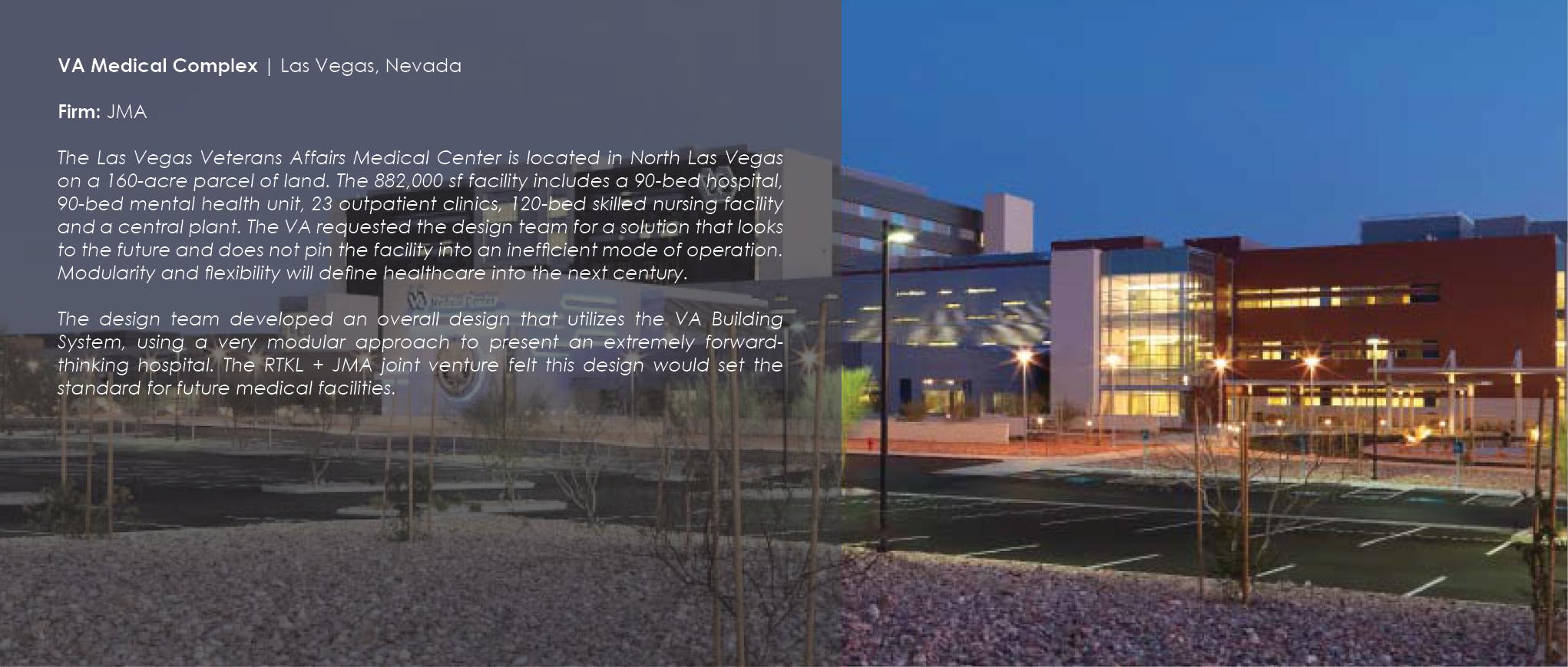 VA Medical Complex