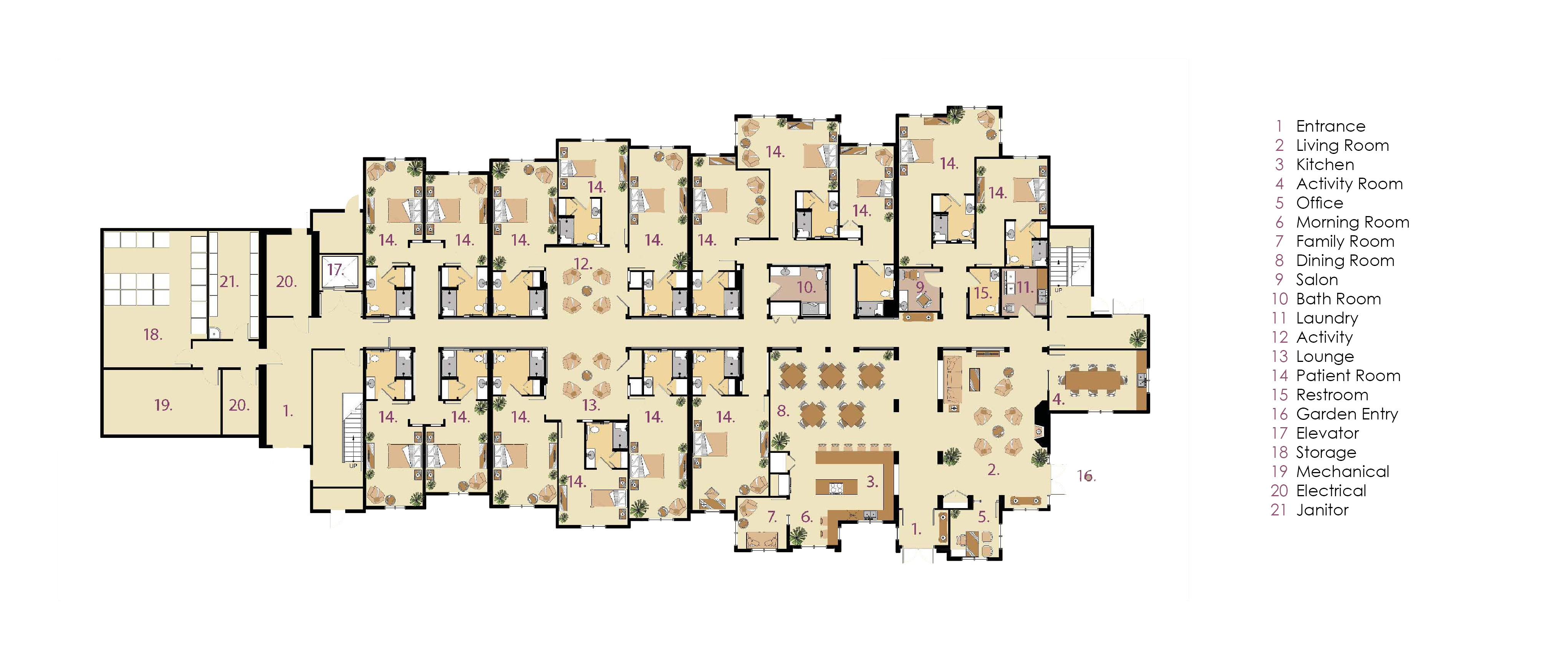 Las Ventanas Memory Care Suites