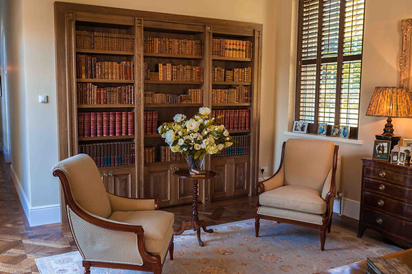 Surrey bespoke bookcase