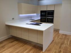 White Kitchen Design Farnham Surrey