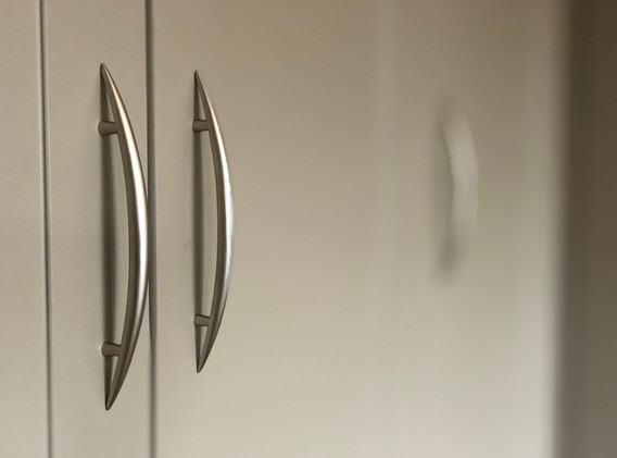 Fitted Wardrobes Handles