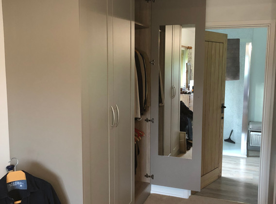 Fitted Wardrobes Mirror