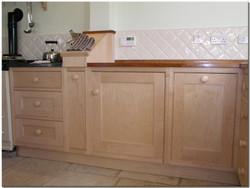 Bespoke Hardwood Kitchen Design