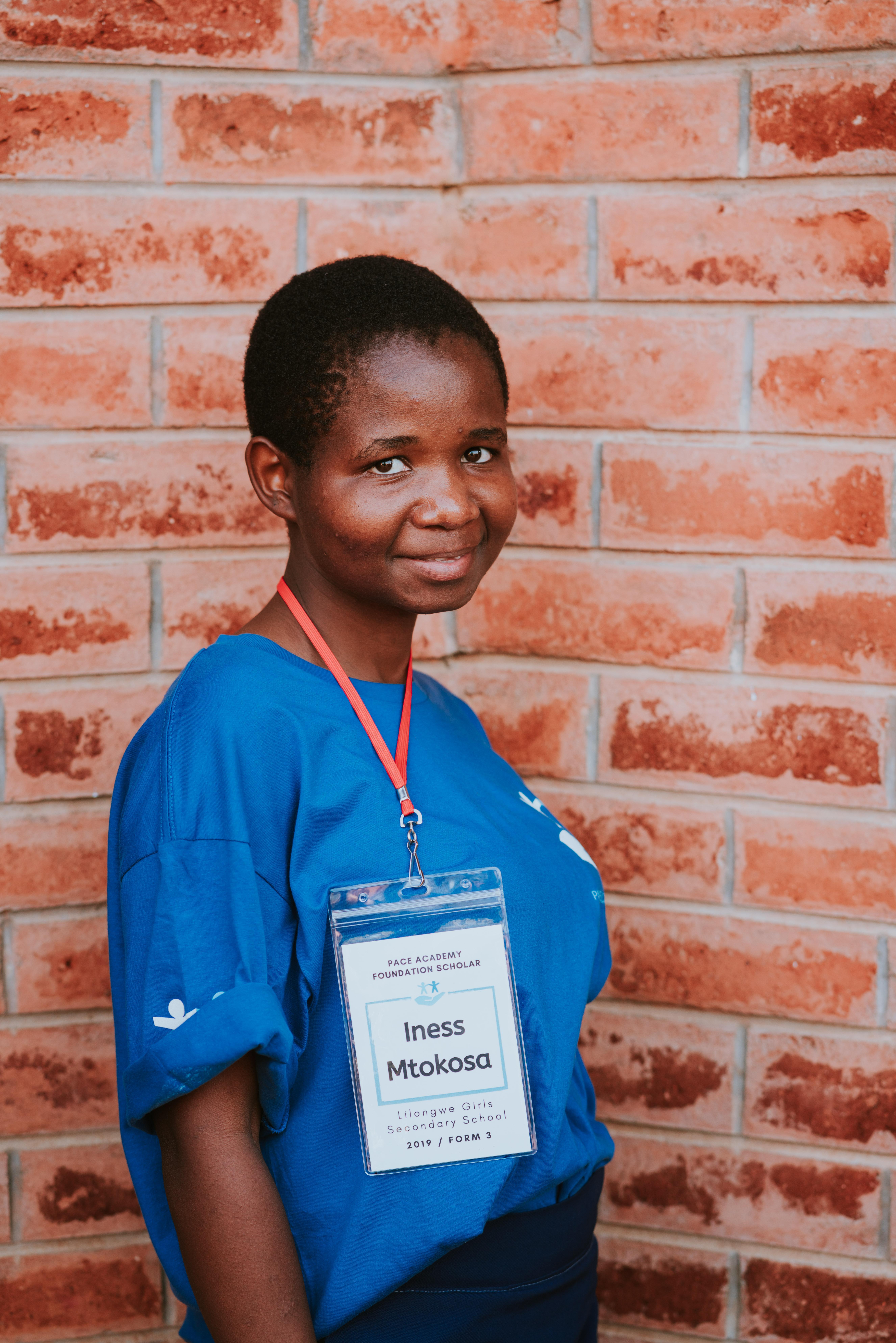 Iness Mtokosa (Lilongwe Girls Secondary