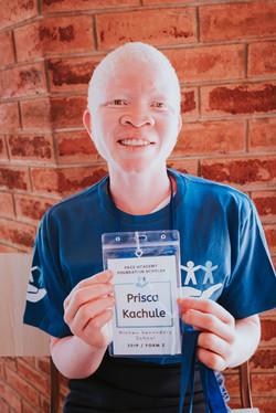 Prisca Kachule (Ntcheu Secondary School)