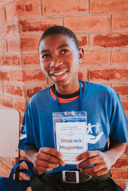 Shadreck Magombo (Ntcheu Secondary Schoo