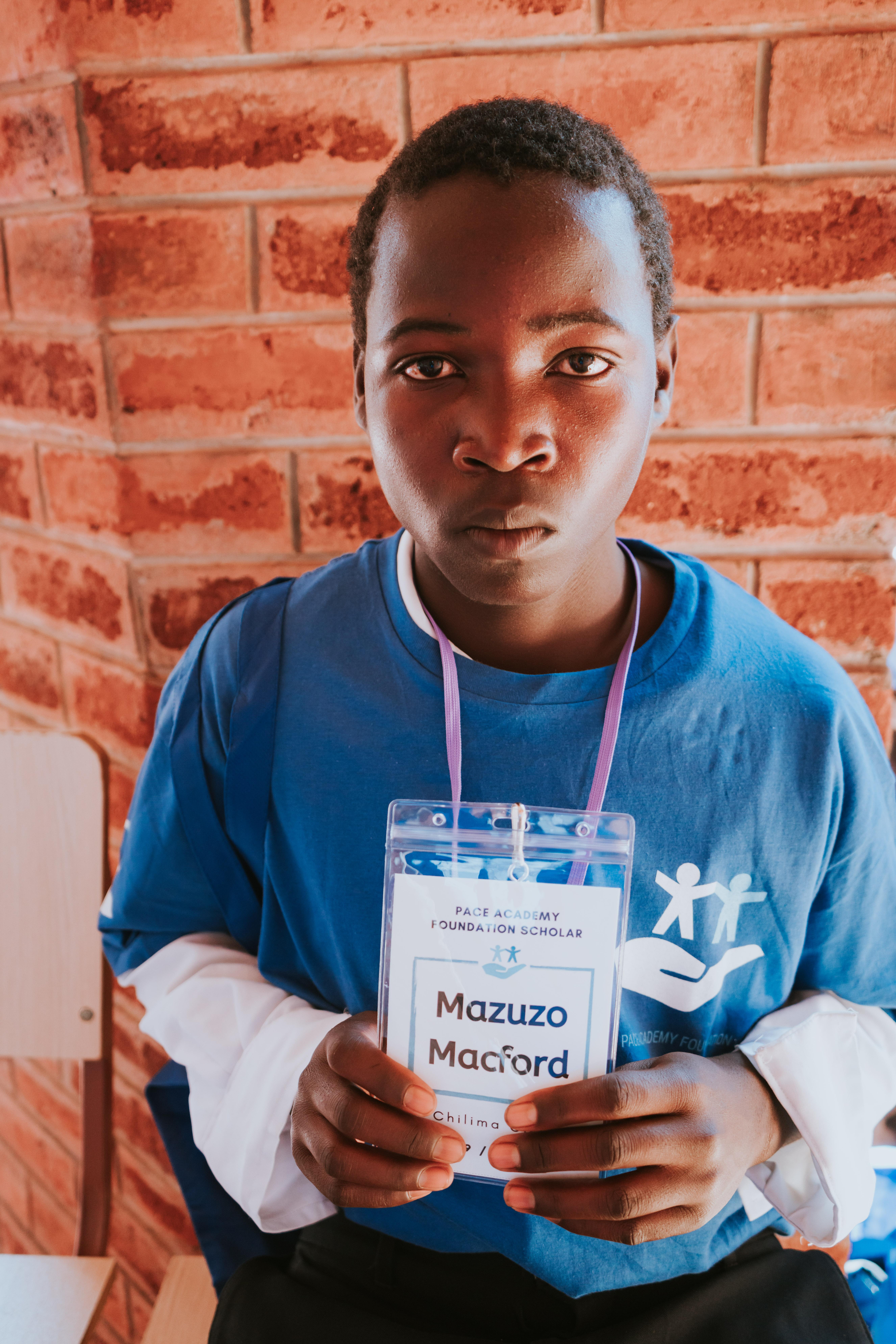 Mazuzo Macford (Chilima CDSS)
