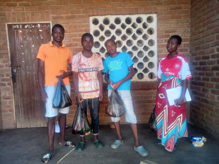 Mlanda, Mchinji secondary and Mponela CD