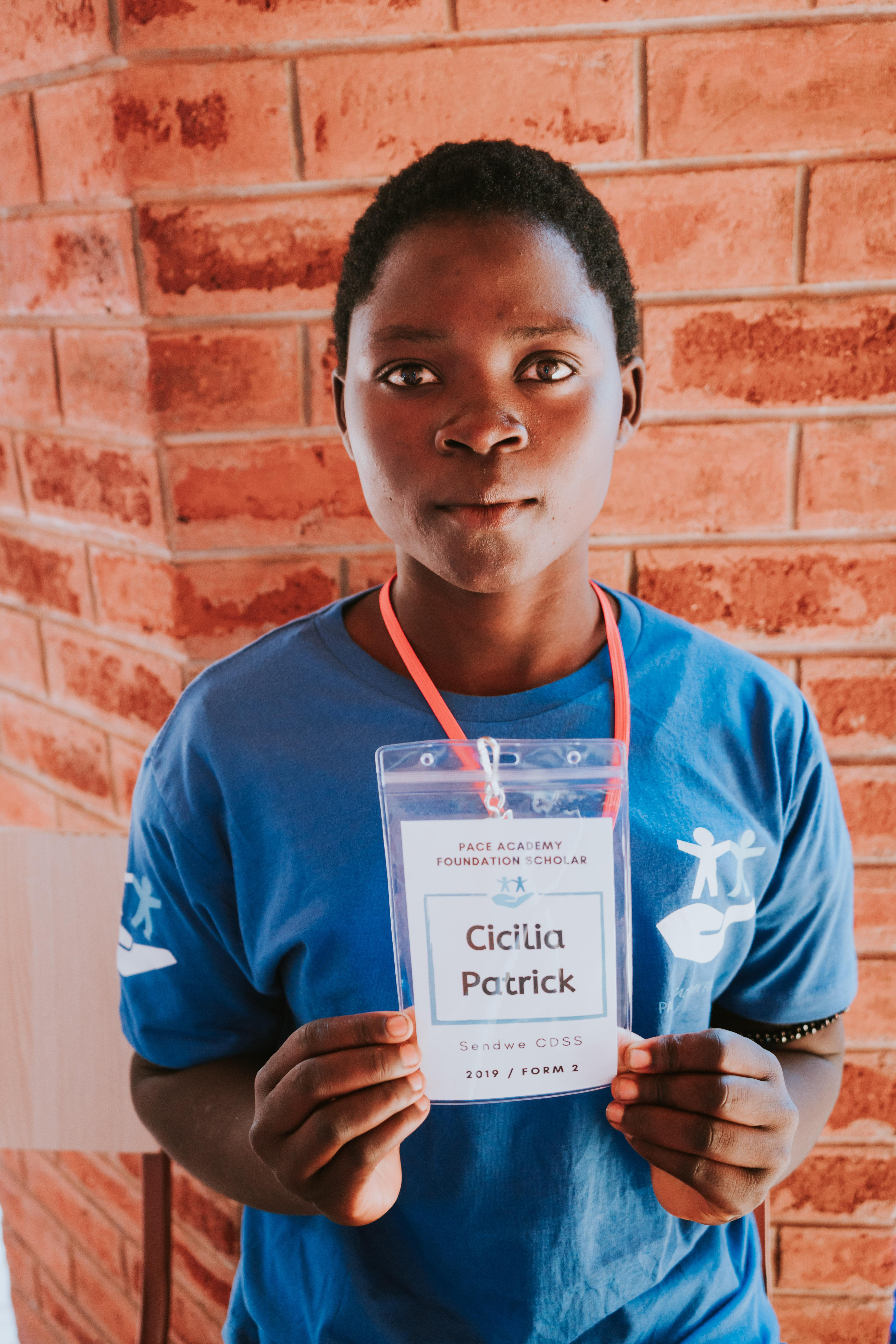 Cicilia Patrick (Sendwe CDSS)