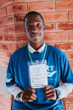 James Masamba (Magawa Secondary School)