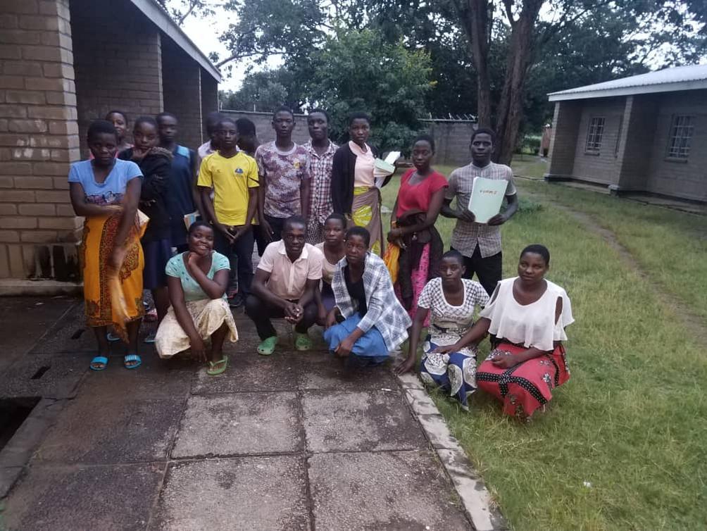 Khola CDSS students (after)