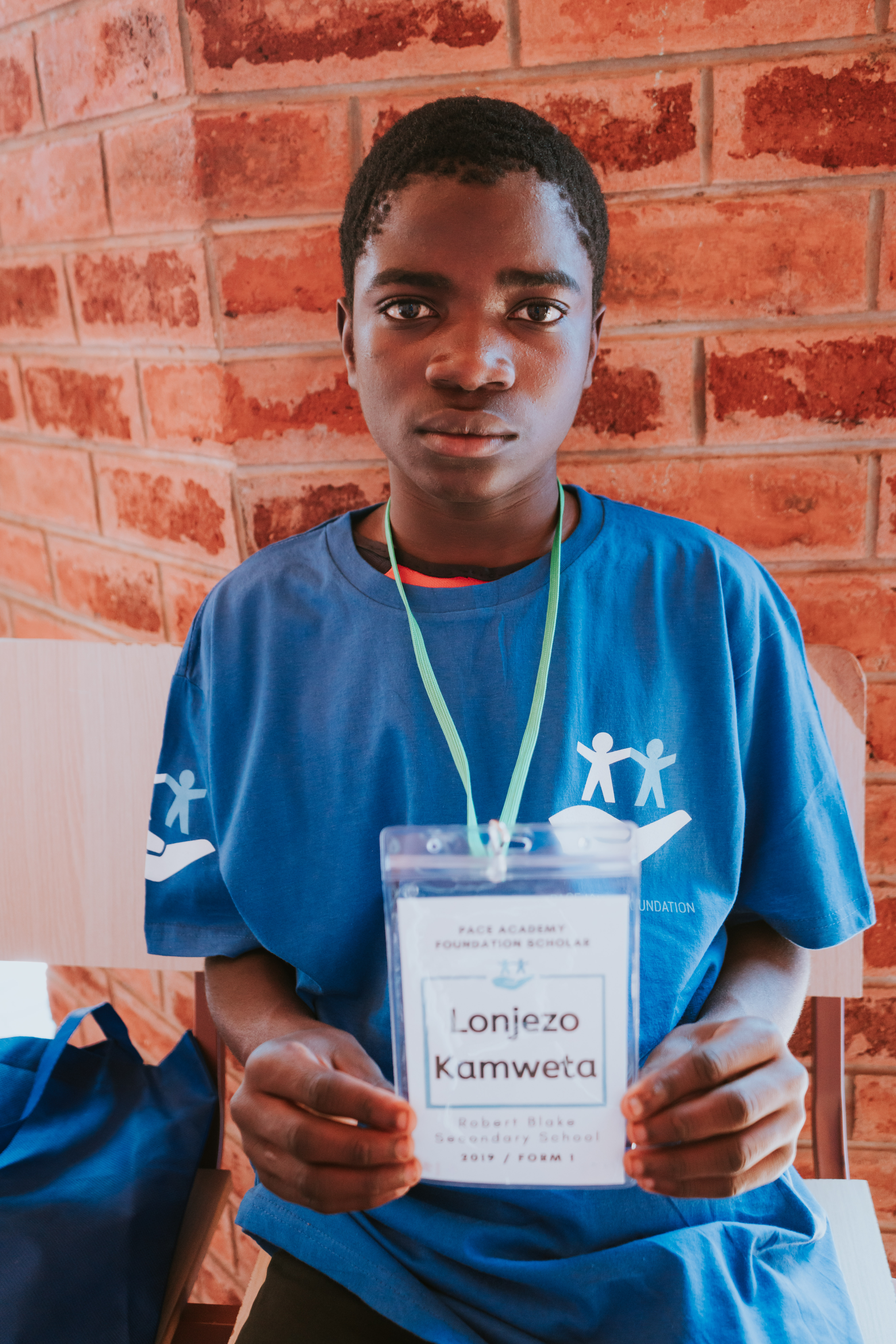 Lonjezo Kamweta (Robert Blake Secondary