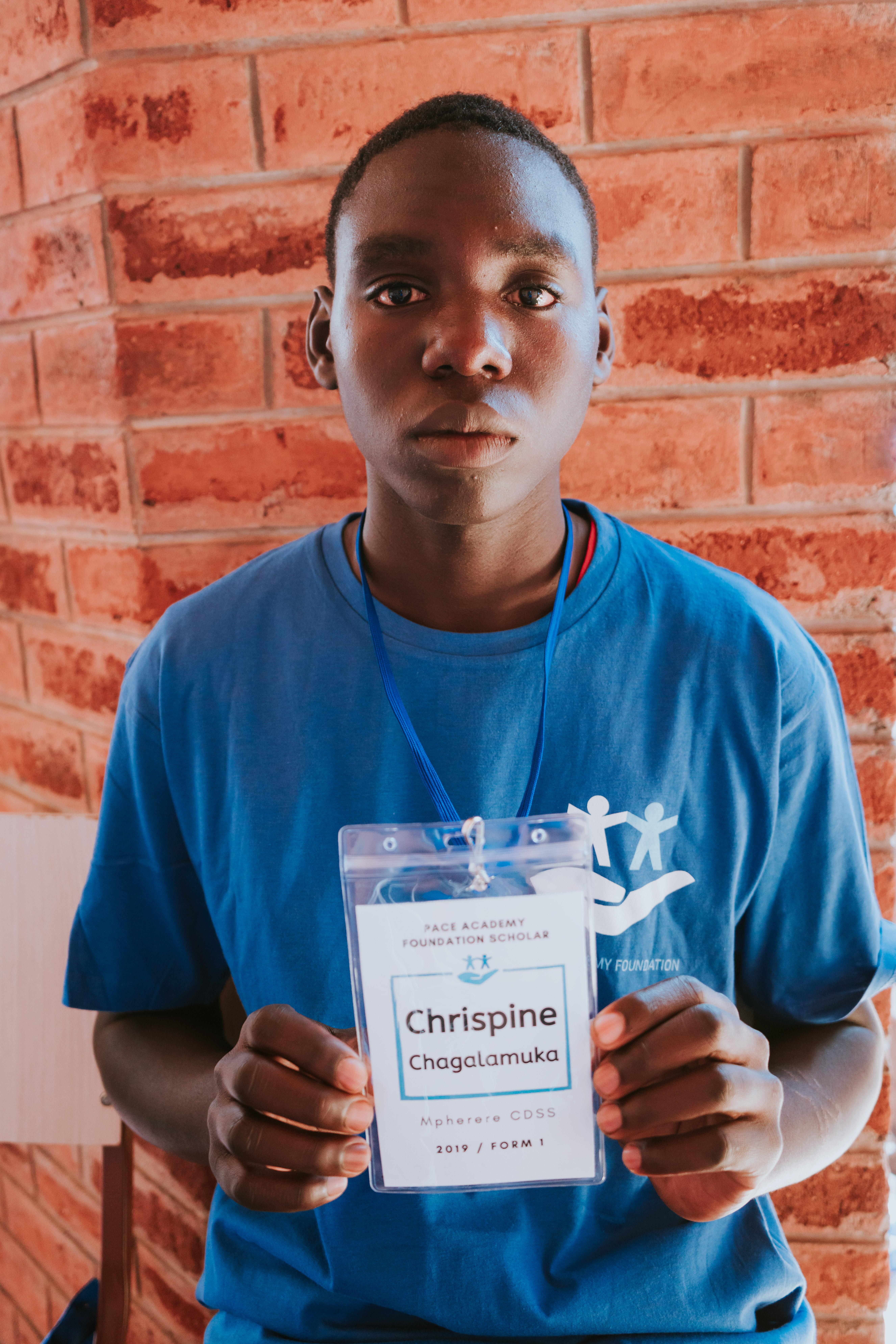 Chrispine Chagalamuka (Mpherere CDSS)