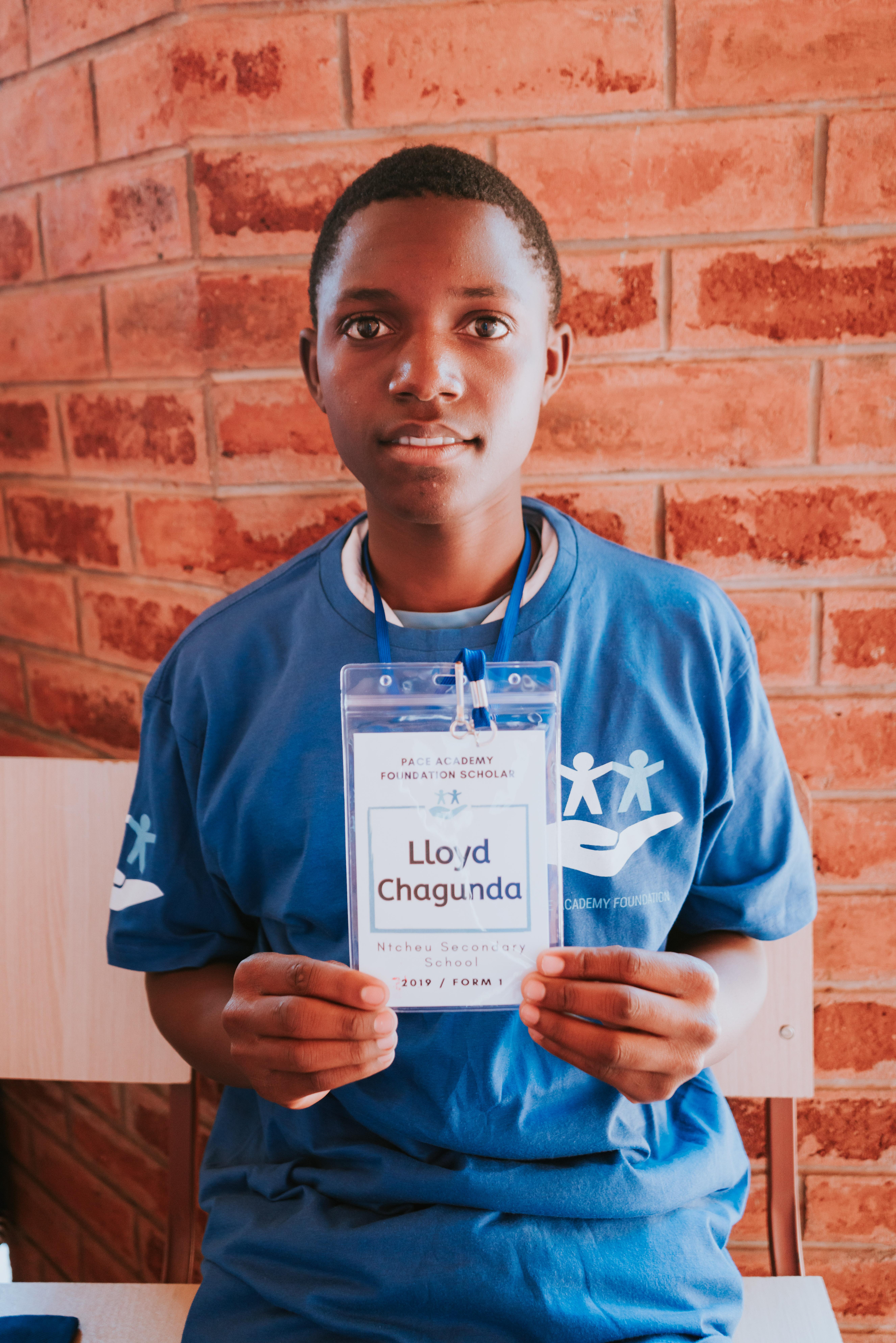 Lloyd Chagunda (Ntcheu Secondary School)