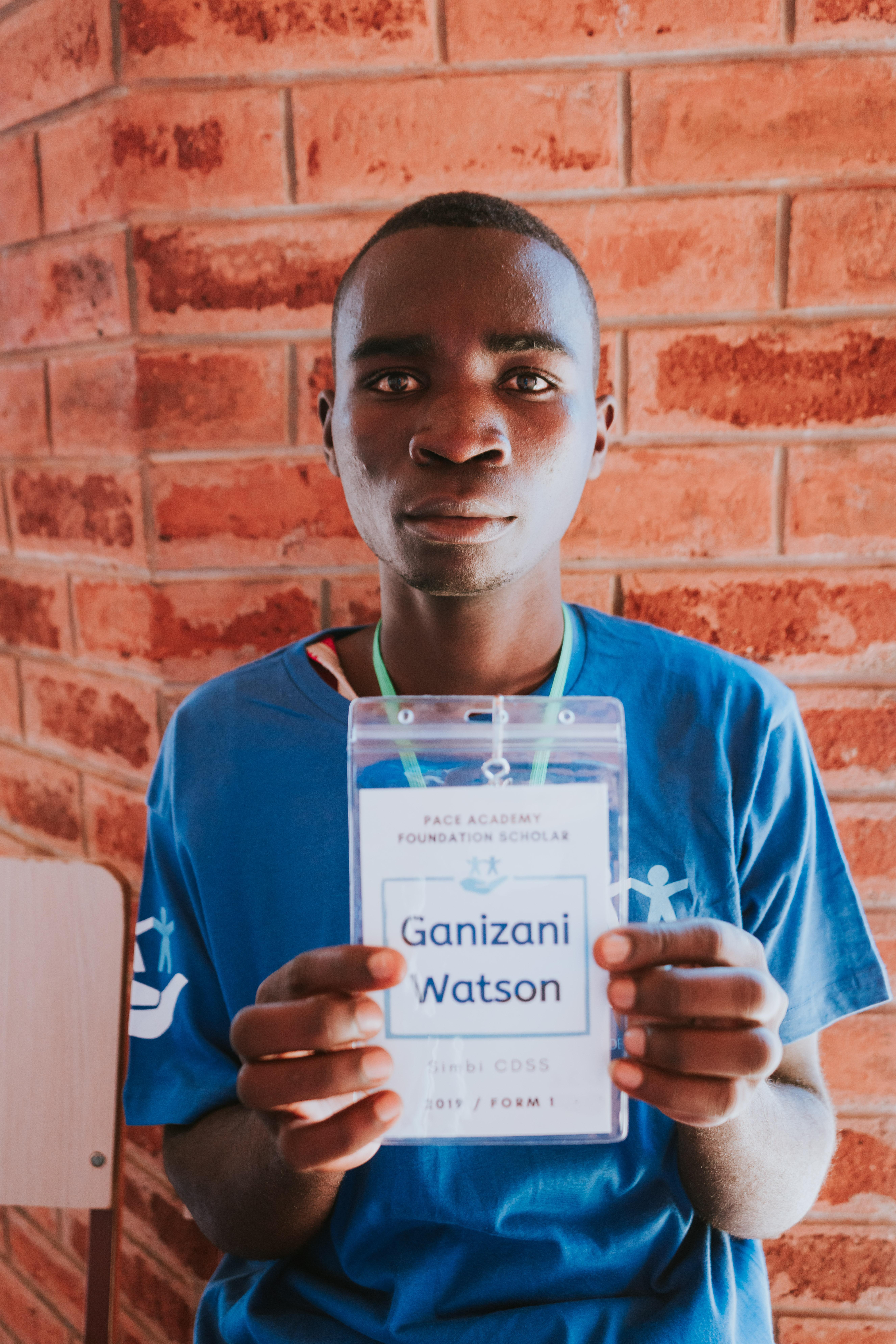 Ganizani Watson (Simbi CDSS)
