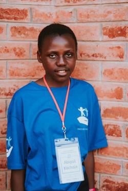 Abigail Kachale (Lilongwe Girls Secondar