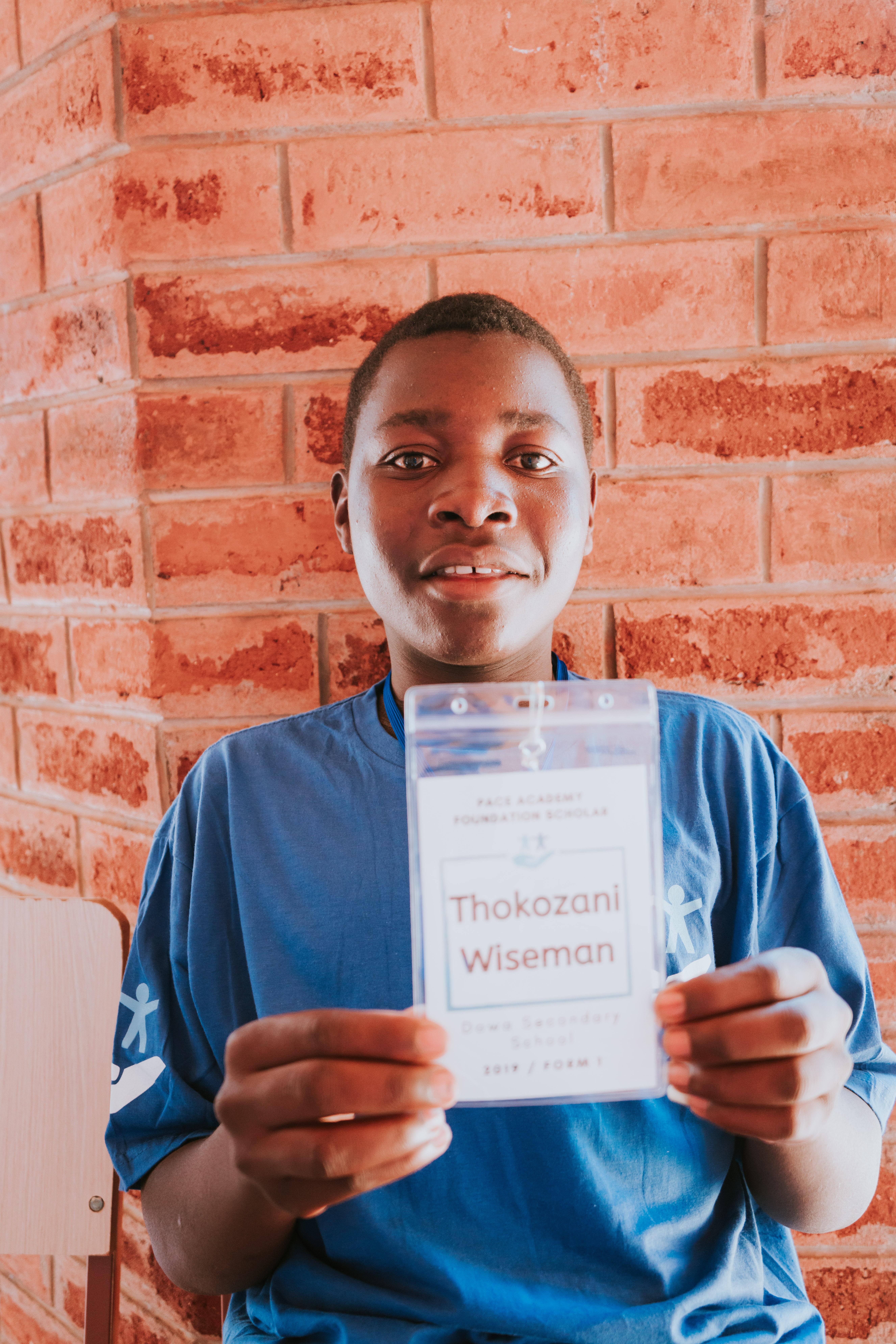 Thokozani Wiseman (Dowa Secondary School