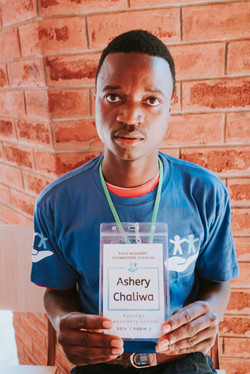 Ashery Chaliwa (Kasungu Secondary School