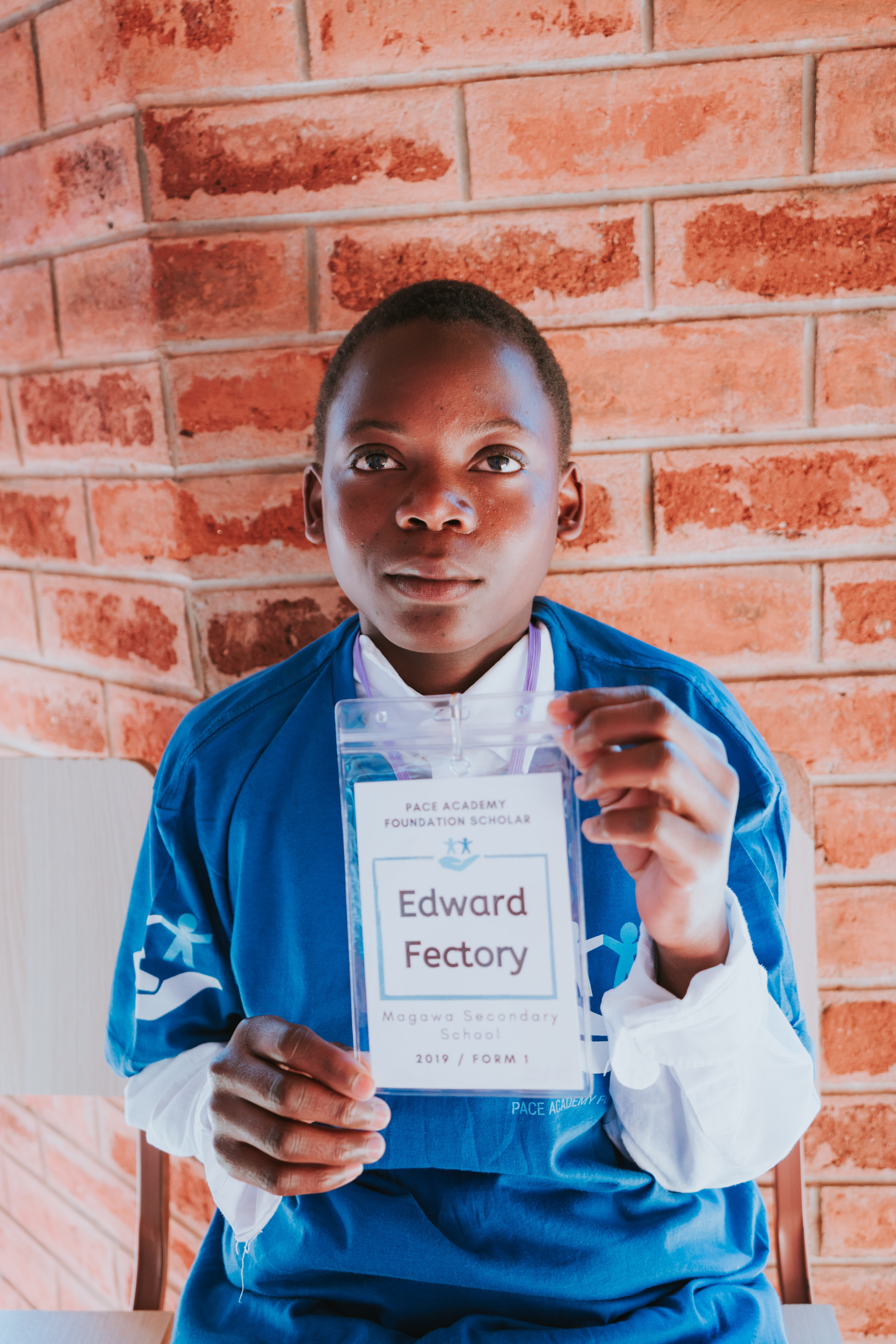 Edward Fectory (Magawa Secondary School)