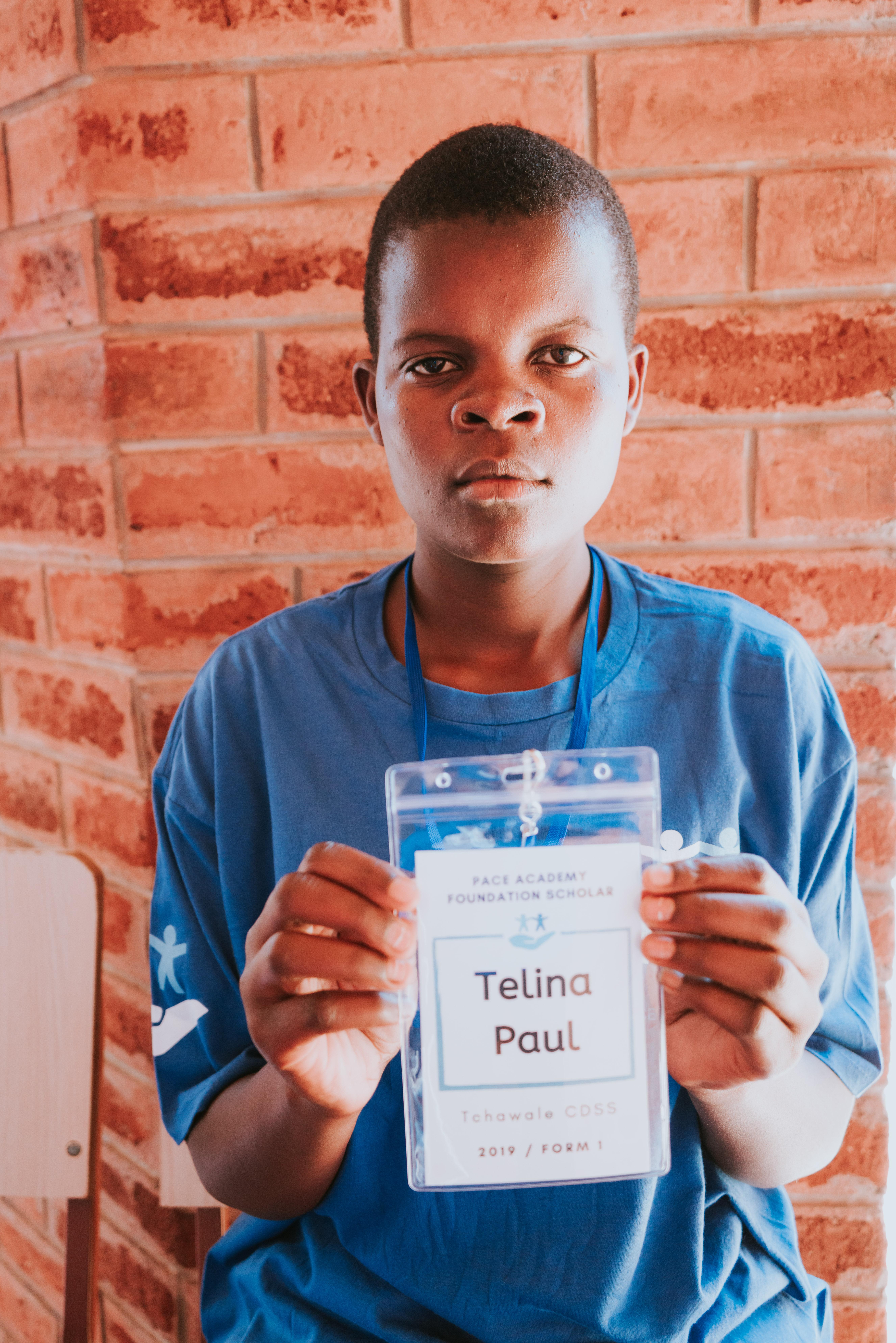 Telina Paul (Tchawale CDSS)