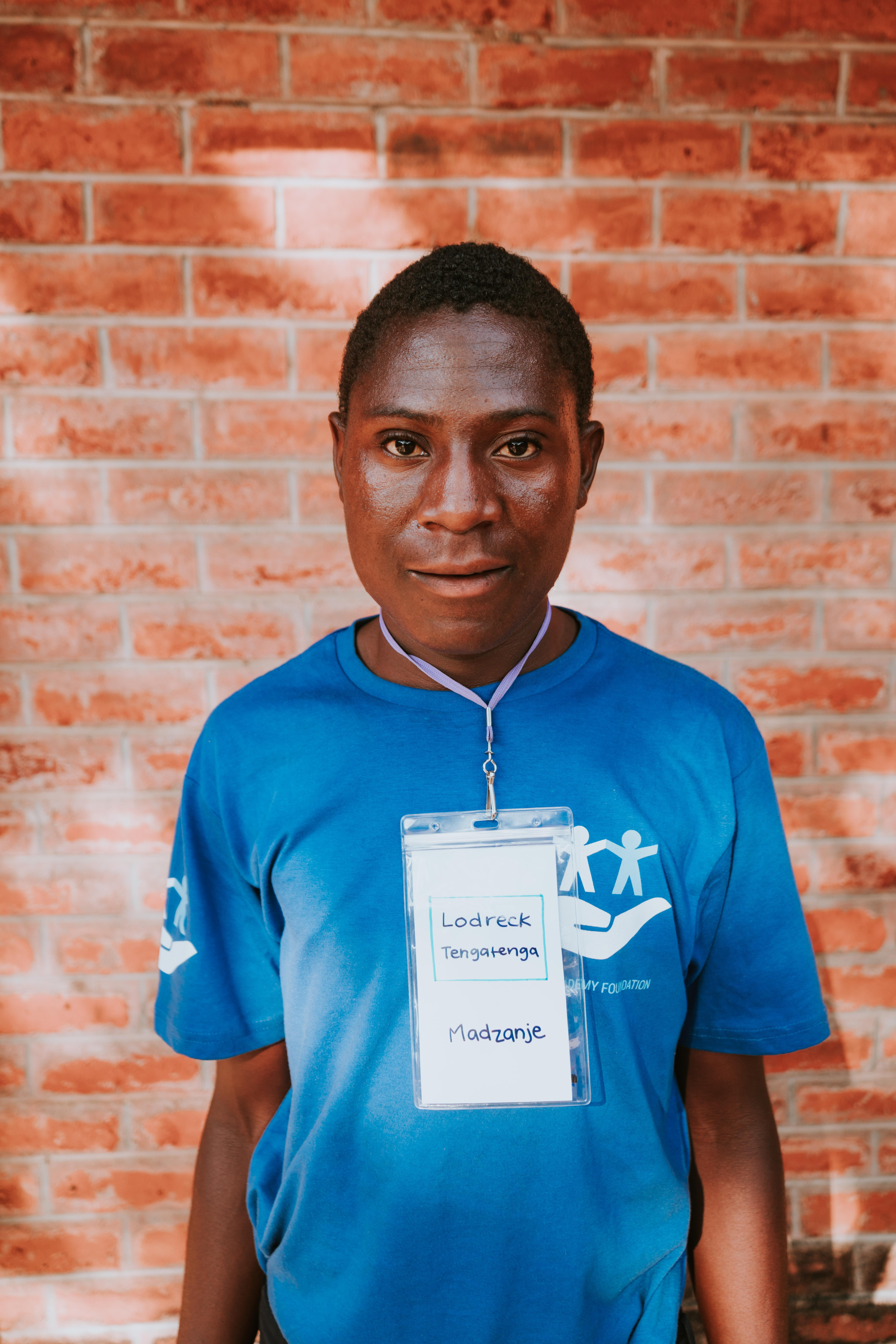 Lodreck Tengatenga (Madzanje CDSS)