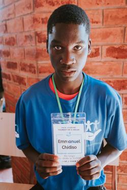 Emmanuel Chidiso (Kasungu Secondary Scho